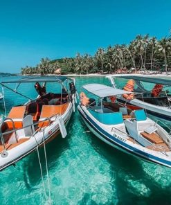 Tour 4 đảo Phú Quốc 1 ngày bằng Cano hoặc tàu du lịch