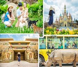 Tour du lịch Phú Quốc 4 ngày 3 đêm