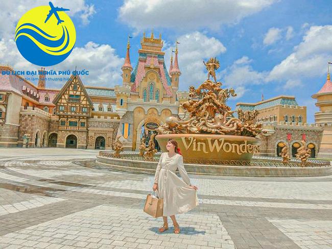 Công viên chủ đề VinWonders Phú Quốc